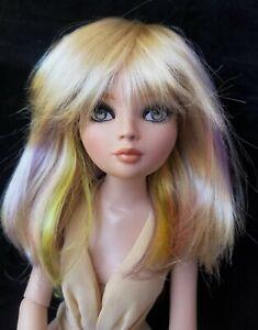 Monique ELLOWYNE-ROSE Wig 6//7 for MSD BJD Kish Boneka YoSD Ellowyne in 2 COLORS
