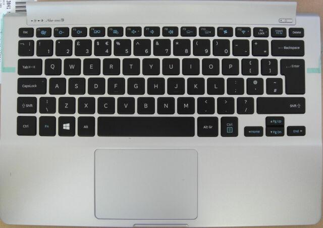 Samsung NP900X4D Silver Top Housing including German Keyboard /<BA97-03725C/>