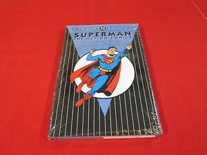 SUPERMAN-ACTION-ARCHIVES-VOL-3-HARDCOVER-NEW-IN-PLASTIC-COLLECTORS-ITEM