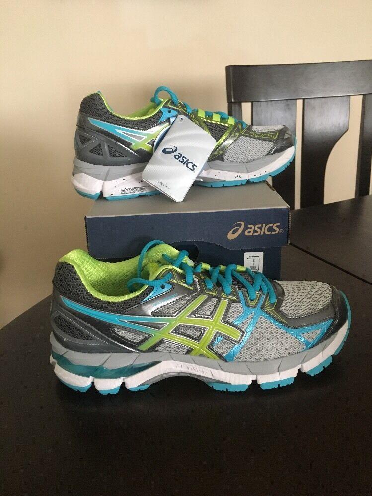 NEW WOMENS ASICS GT-3000 3, RUNNING/TRAINING SHOES- US 7.5, NEW In Box Seasonal clearance sale