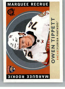 2017-18-O-Pee-Chee-Retro-Marquee-Rookie-642-Owen-Tippett-Panthers-Hockey-NHL-RC