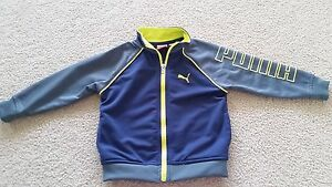 NWT 2T 3T Gymboree SLAM DUNK Bright Blue Athletic Style Jacket