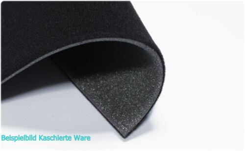 gefaltet Polster Klettflauschstoff Klettstoff mit Schaum ca 1,6mm Autopolster