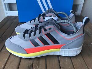 Details about Adidas Originals SL 7200 Mens Grey Retro Originals Trainers NEW