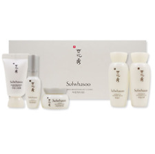 Sulwhasoo Snowise Brightening Whitening Care Travel Trial Kit 5 items  Free Gift
