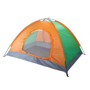 2-Personne-Camping-familial-Impermeable-Tente-Camo-rapide-installer-pour-Outdoor-Randonnee