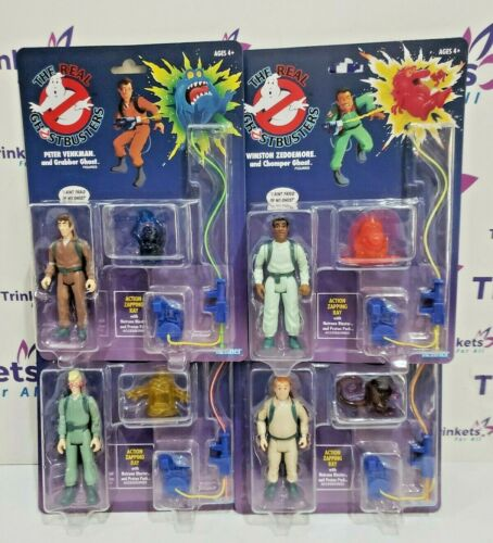 The Real Ghostbusters Classics Set Of 4 Walmart Exclusive 2020 NEW