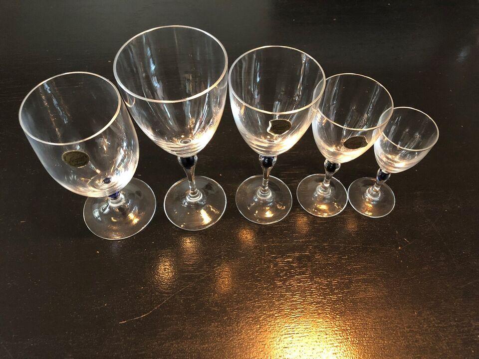 Glas, Glas, Cristal d'arques