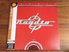 RAYDIO S/T JAPAN OOP MINI-LP CD - RAY PARKER JR - FUNK