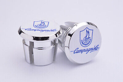 Pinarello Plugs Caps Tapones guidon bouchons lenker vintage style New