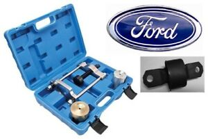 FORD-FOCUS-REAR-AXLE-SUSPENSION-TRAILING-ARM-Removal-Install-BUSHES-Tool-Set-Kit