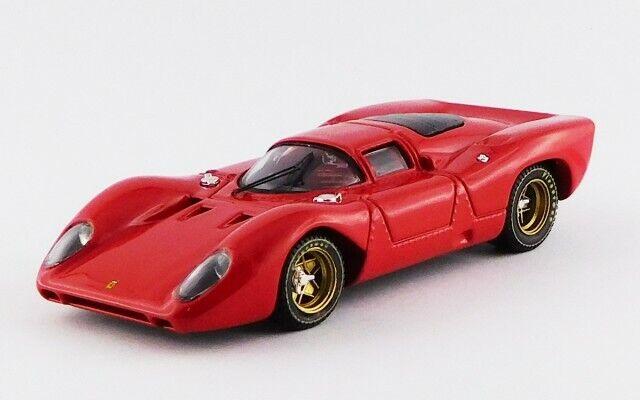 envio rapido a ti 1 43 Ferrari 312P Coupé Coupé Coupé 1969 1 43 • Best BEST9142    ventas calientes
