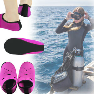 Swimming Surfing Neoprene Socks Diving Boots Wet Suit Shoes for Adult