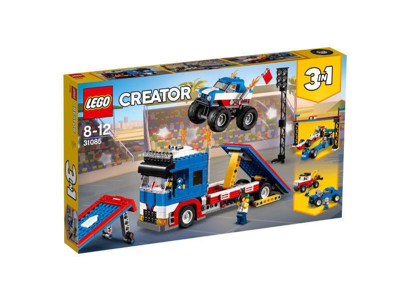 Lego 31085 Creator Stunt Truck Transporter NEU OVP