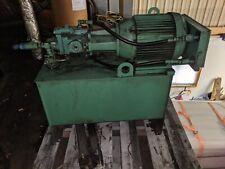Denison Hydraulic Power Pack