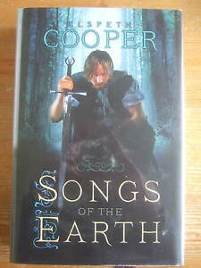 Songs-of-the-Earth-Elspeth-Cooper-Hardback-Signed-Lined-amp-Dated-Bookmark