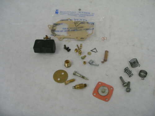 WEBER   32  ICA  MASTER OVERHAUL KIT  FIAT