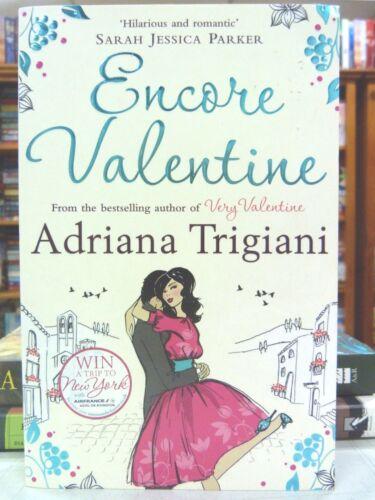 1 of 1 - Encore Valentine by Adriana Trigiani (Paperback, 2011)