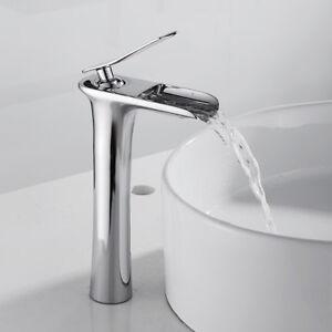 Mitigeur cascade compteur haut bassin robinet robinet lavabo robinet ...