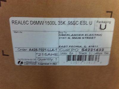 NEW LITHONIA LIGHTING REAL6 D6MW U LED RECESSED DOWN LIGHTING MODULE