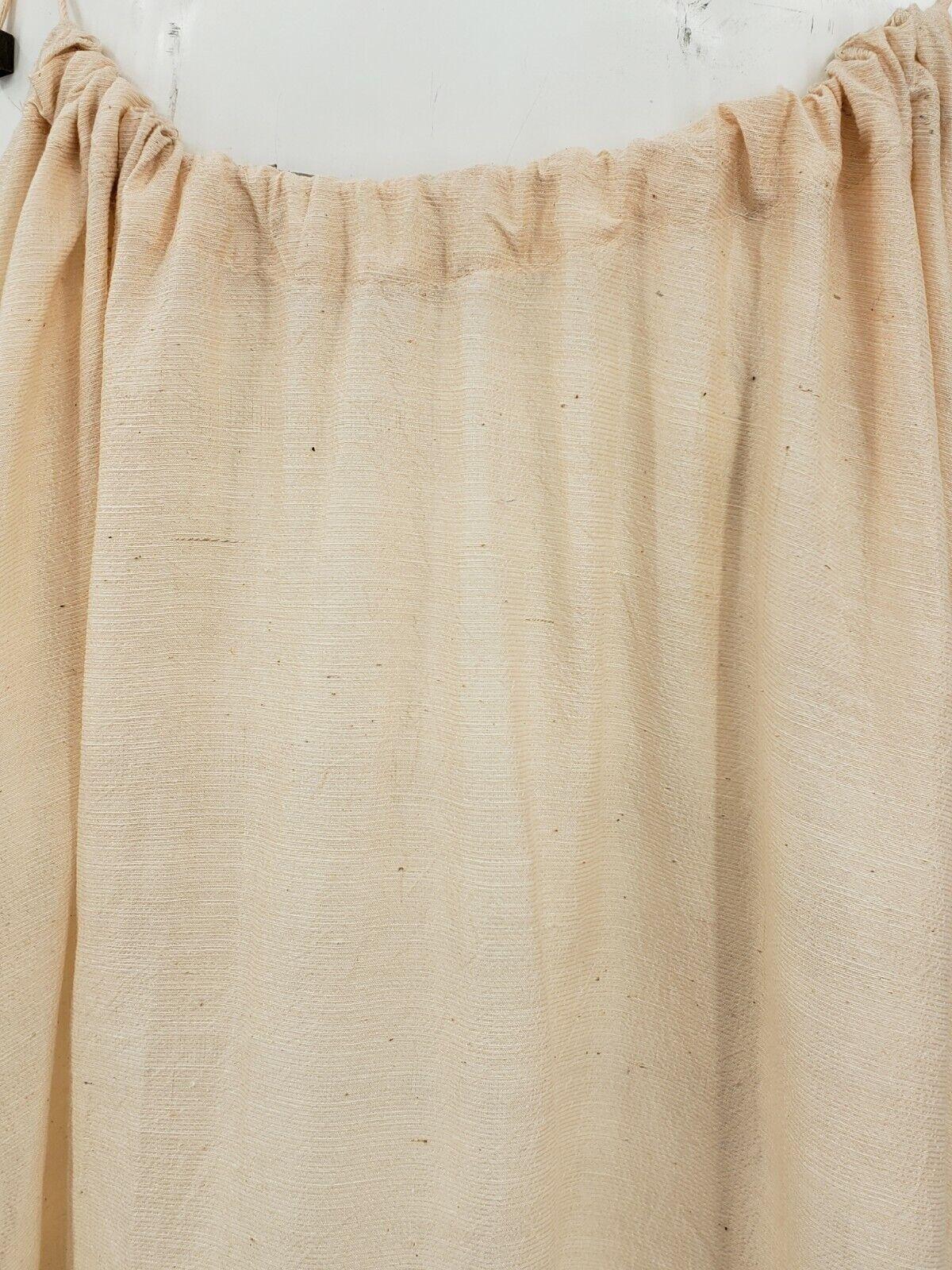 Pondicherie Sita Tie Dress One Size Blush Silk Or… - image 10