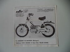 advertising Pubblicità 1977 MALAGUTI FIFTY HF 50