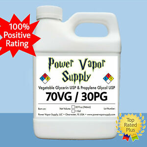 70-30-Vegetable-Glycerin-VG-Propylene-Glycol-PG-USP-E-liquid-Power-Vapor-Supply