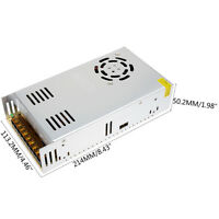 Supernight® Ac To Dc 24v 14.6a 350w Regulated Switching Power Supply Transformer