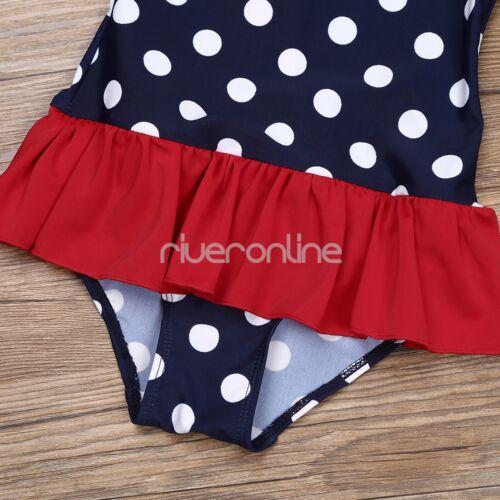 Baby Mädchen Badeanzug Einteiler Bikini UV-Schutz Bademode 62 68 74 80 86 92 98
