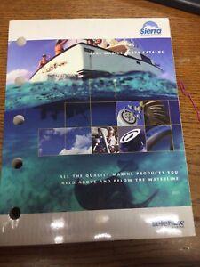 2008 Sierra Marine Parts Catalog