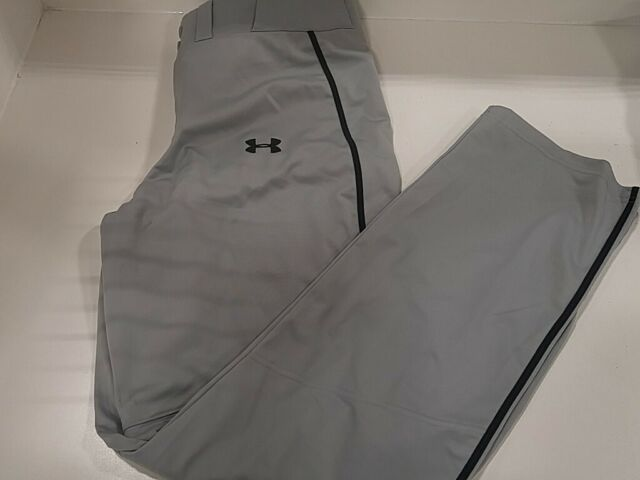 Under Armour Mens Heater Piped Baseball Pants