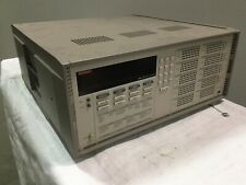 Keithley 7002 Switch Control Mainframe 10 Slot 400 Channels Ieee 488 No Cards