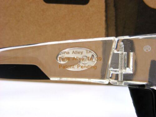 NEW Costa Del Mar TUNA ALLEY Crystal Blue Mirror 580 Glass 580G