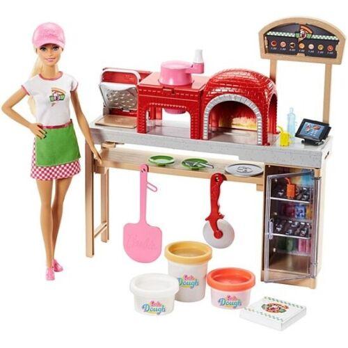 La Pizzeria di Barbie FHR09 Mattel