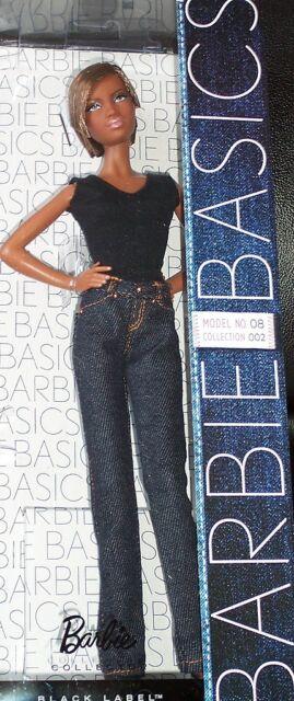 2010 BARBIE BASICS,  NO. 08   Barbie doll, Collection 002. NRFB