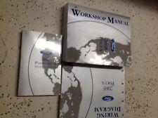 2005 Ford Focus Service Workshop Manual Set
