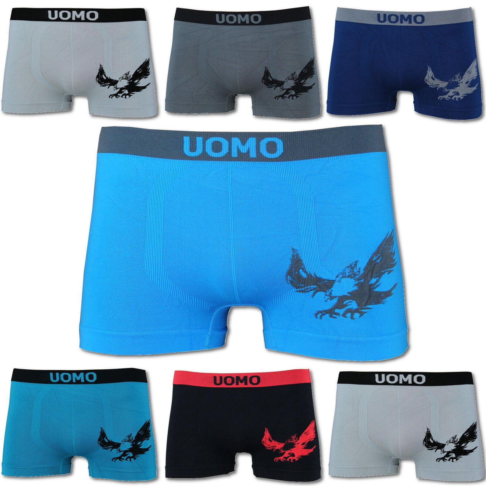 Unterhosen Set Jungs Uomo Unterwäsche Boxer Boxershorts