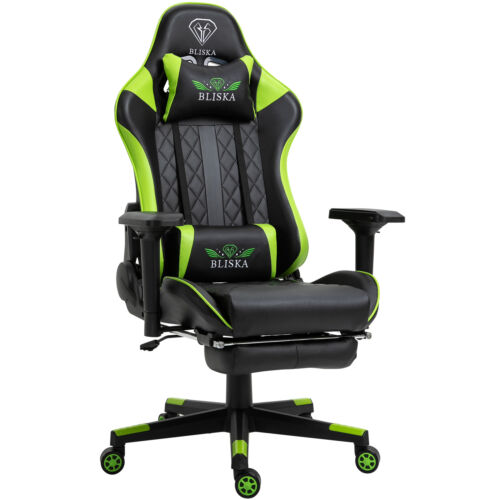 Chefsessel Gaming Stuhl Bürostuhl Schreibtischstuhl Drehstuhl Sportsitz