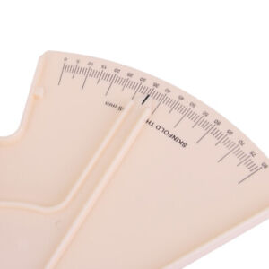 Body Fat Tester Caliper For Fitness Measure – Waist, Arms And Thighs Fat
