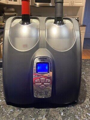 Waring pro single bottle wine chiller/warmer