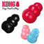 thumbnail 1 - KONG-Dog-Toy-Puppy-Classic-Chew-or-Extreme-treat-Snack-Holder-Rubber-Red-Black