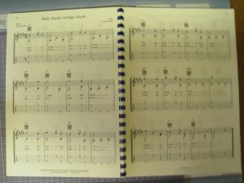 """/""""Alle Jahre wieder/"""" Notenheft 20 Weihnachtslied.-Gitarre Leicht bis Mittelschw."""