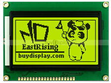 128x64 Graphic Lcd Module Displayst7920 Controllerparallerserial Interface