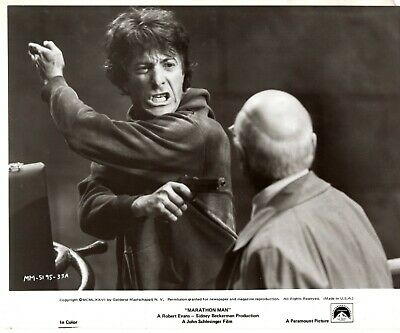 MARATHON MAN Dustin Hoffman MM 5195- 33A 1976 ORIGINAL ...