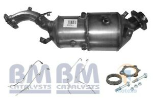 Pressure Pipe BM11027H Exhaust Approved Diesel Cat /& DPF Fitting Kit