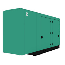 Cummins Power Quiet Connect 150kw Nglp Liquid Cooled Standby Generator