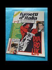 FUMETTI D'ITALIA nr. 2 del 1992 (con poster di MARTIN MYSTERE)