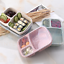 Lunch-Box-Plastic-Containers-3-Compartment-School-Students-Lunch-Food-Boxes thumbnail 11