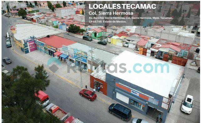 LOCALES TECAMAC