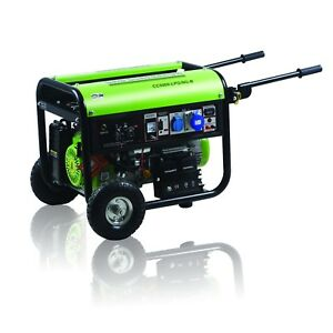 Gas-LPG-Powered-Generator-5-25KvA-with-wheels-and-handles